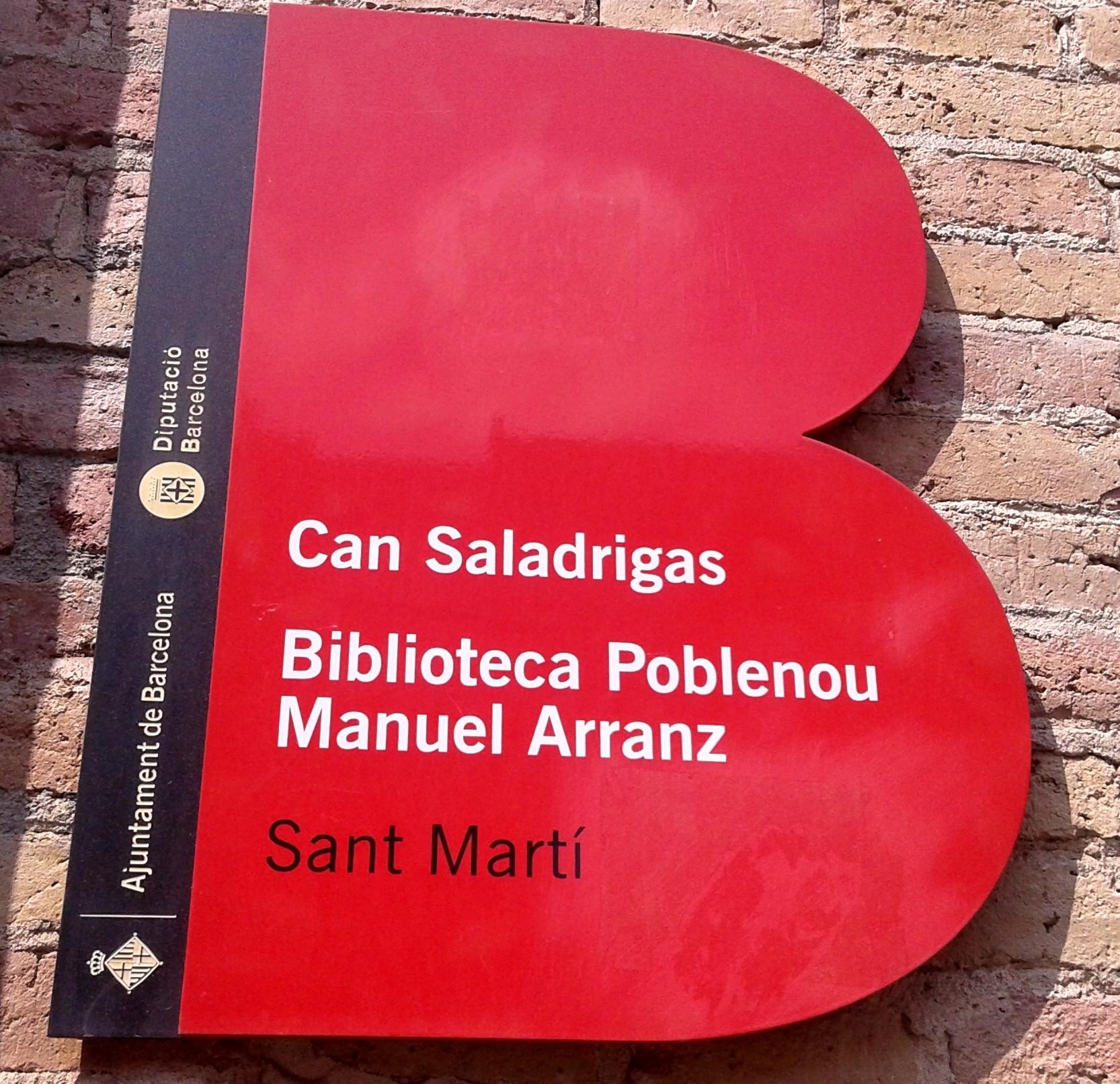Biblioteca Manuel Arranz-Presentació del llibre de Maria Barbal