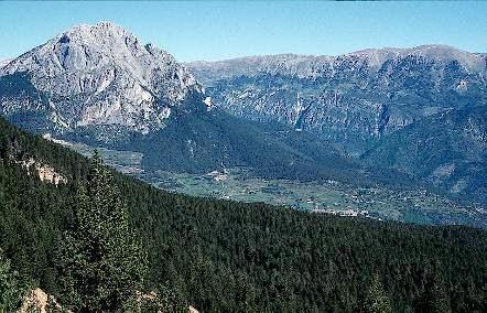 Propera sortida grup de muntanya.Serra d'Ensija: Gallina Pelada i Creu de Ferro.