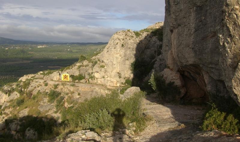 Diumenge 11 de desembre primera sortida del Grup de muntanya.