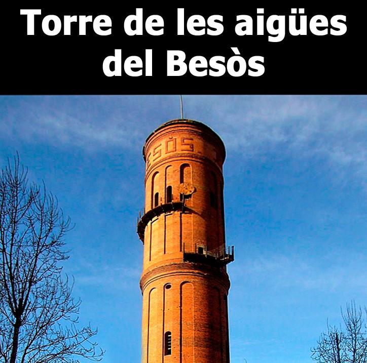 Activitat comissió Social.Visita Torre de les Aigües.