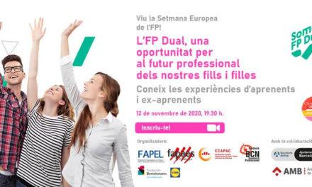 Webinar Orientació FP 12/11/2020 19:30h