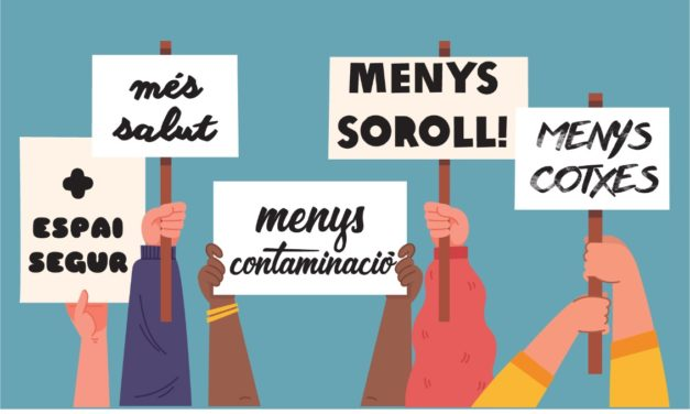 Mobilització per MÉS SALUT i SEGURETAT als entorns escolars: 12/02 16.30h