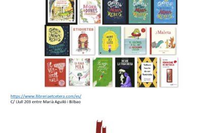 COMISSIÓ FEMINISTA INFORMA: Recomanacions per la Diada de les llibreries del barri per a La Lileta del Poblenou