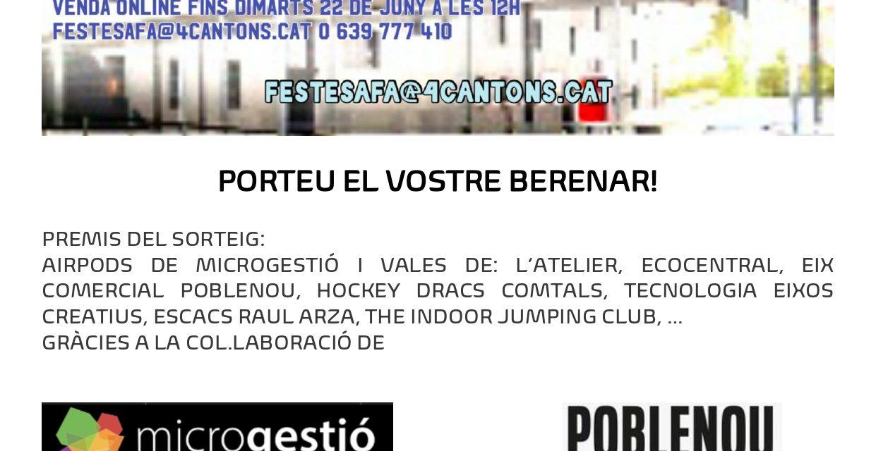 FESTA DE FI DE CURS 20-21