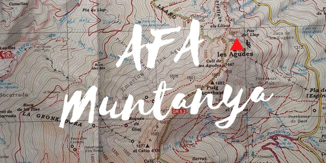 AFA MUNTANYA: Excursió al Cim de les Agudes, Montseny. Veniu??